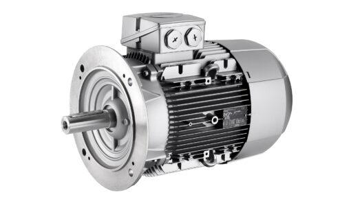 Elmotor, Aluminiummotor, Gjutjärnsmotor, IE3, Simens,
