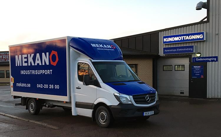 Mekano Transport och Logistik