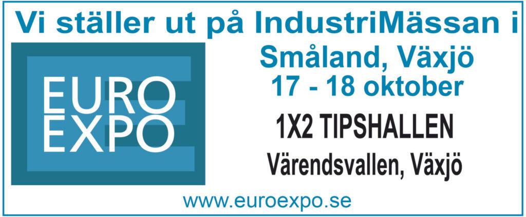 Mekano AB Euro Expo-Växjö