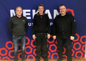 Mekano anställer en ny kollega inom vakkum