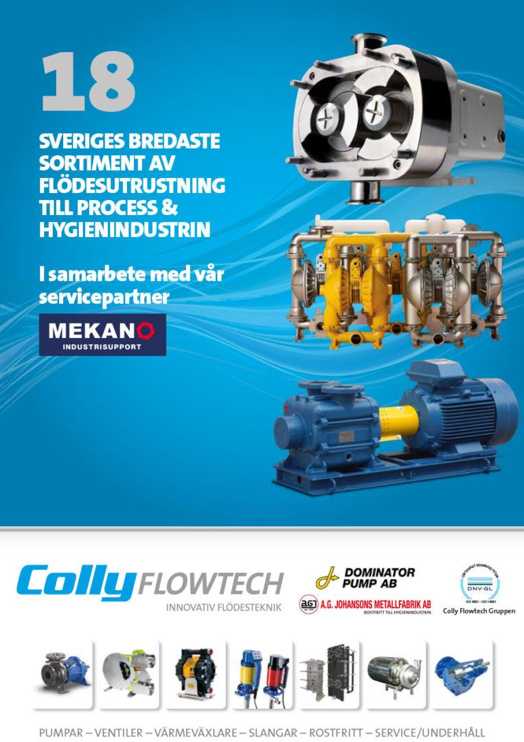 Mekano & Collyflowtech Broschyr