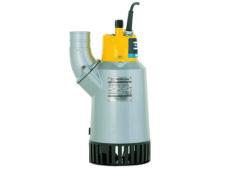 WEDA:s dräneringspumpar hanterar rent eller smutsigt vatten, även med små fasta partiklar, med bästa prestanda och effektivitet. Tillämpningar: allmän avvattning, grundvatten, råvatten och byggarbetsplatser - Vattendensitet upp till 1 100 kg/m3 - Konstruktion med tömning på ovansidan - Hanterar partikelstorlekar på 4–12 mm - pH-värden från 5 till 8