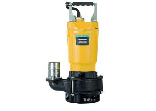 WEDA:s slampumpar kan hantera tjock, mjuk, våt lera eller andra liknande trögflytande blandningar av vätskor och fasta partiklar, särskilt produkten av en industriell process eller raffineringsprocess. Tillämpningar: vatten som innehåller lera och slam, rengöring av tankar, rengöring av diken och dammar, samt gruvdrift. - Vattendensitet upp till 1 400 kg/m3 - Konstruktion med tömning längst ned på sidan - Hanterar partikelstorlekar på 25–50 mm - pH-värden från 5 till 8